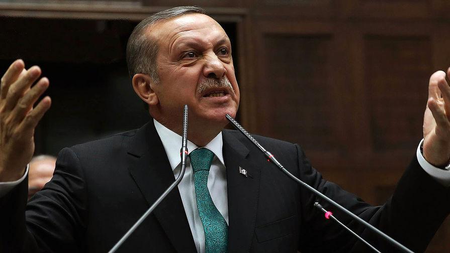 Эрдоган пришел в бешенство после слов Евросоюза: в ответ президент Турции сделал разносное заявление