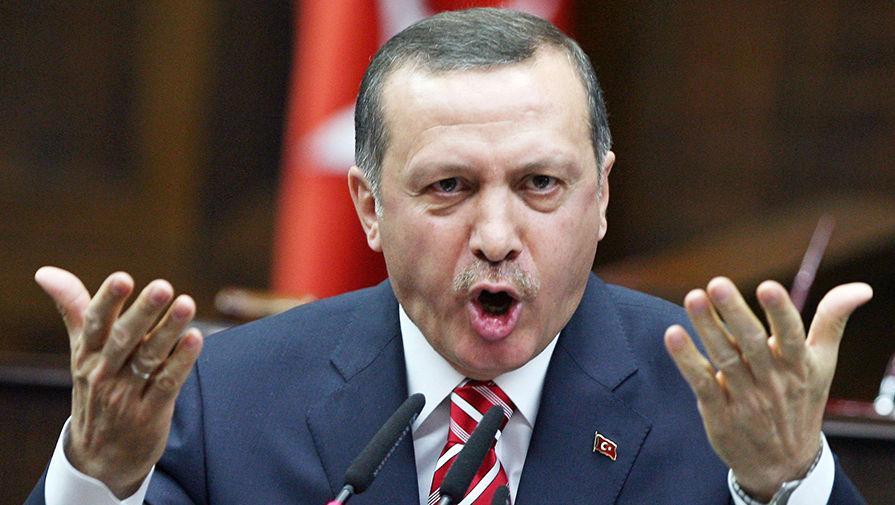 Эрдоган «поставил» Евросоюз под отрезвляющий душ: такого себе никто не позволял