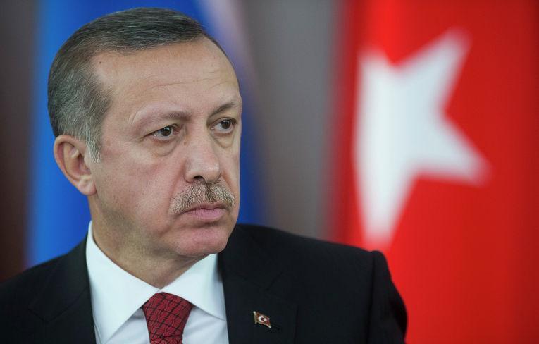Эрдогану удалось выйти в прямой эфир: президент Турции сделал заявление.