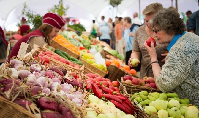 Ростовчане смогут значительно сэкономить бюджет на продовольственной ярмарке