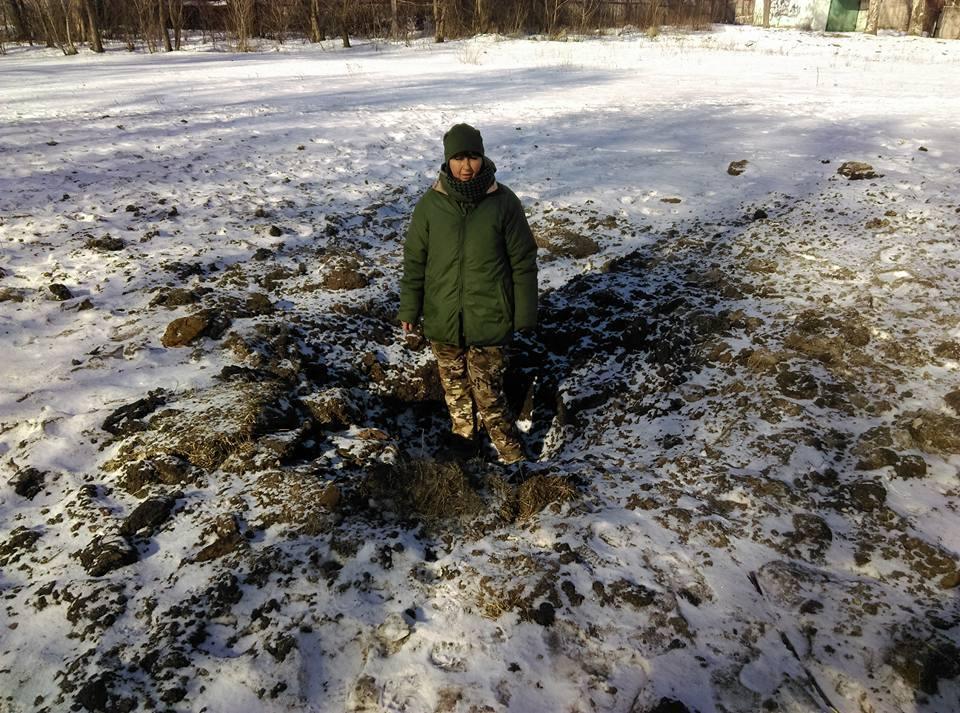 Украинские силовики устроили «темную» жителям Донбасса, подобравшись вплотную к ополченцам