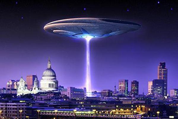 НЛО посетил Даллас в один день с Обамой