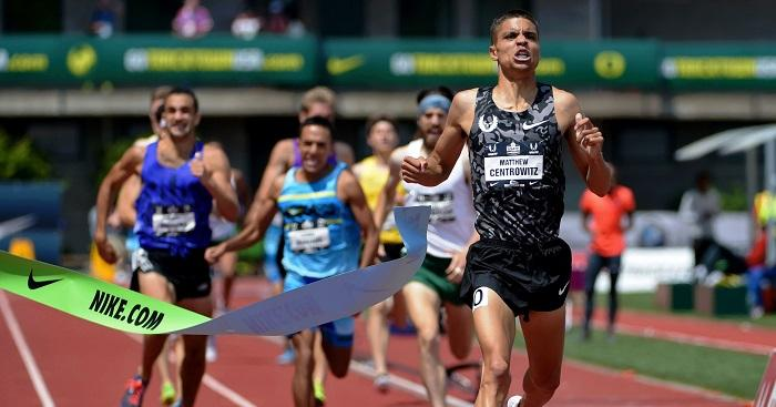 Паралимпийцы пробежали 1500 метров быстрее чемпиона игр в Рио