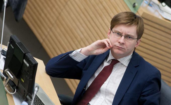 Министр здравоохранения Литвы умер на 35-м году жизни