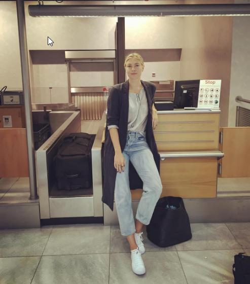 Голые ноги Марии Шараповой произвели фурор