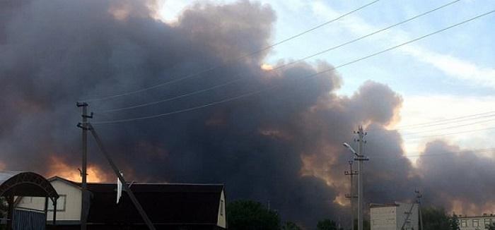 Пожар в Ростове вызван возгоранием бытовой техники