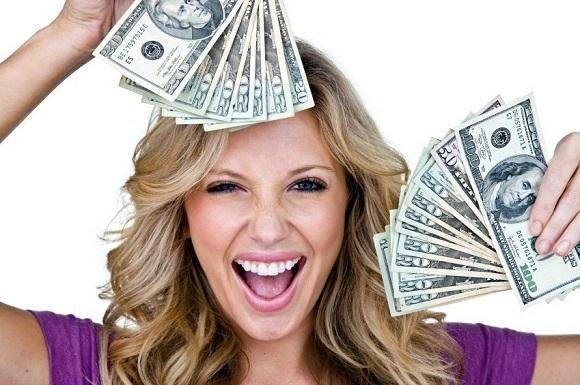 Везение в деньгах
