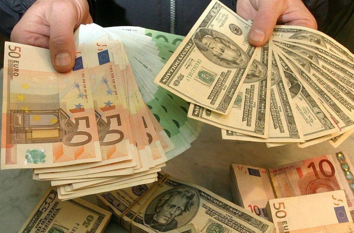 продажа долларов на форекс