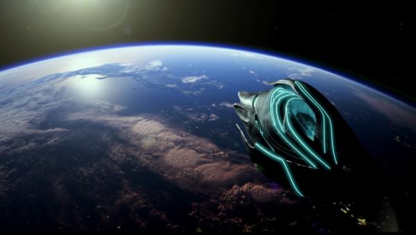 НЛО – «Черный  рыцарь» оказался на расстоянии вытянутой руки от МКС