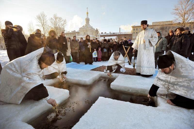 Крещенские традиции