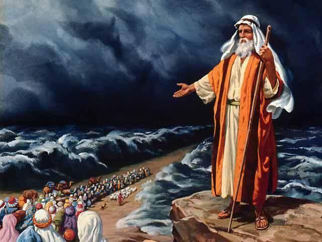 Библейская история об исходе народа Моисея из Египта научно доказана