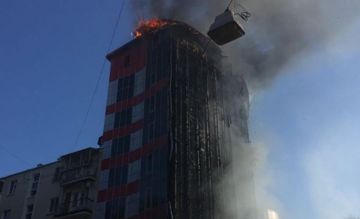 последние новости о пожаре