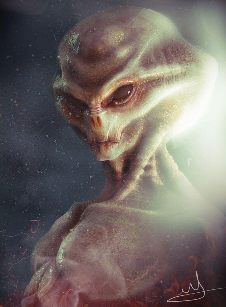На Марсе покоится устрашающая голова демона-пришельца – исследователи