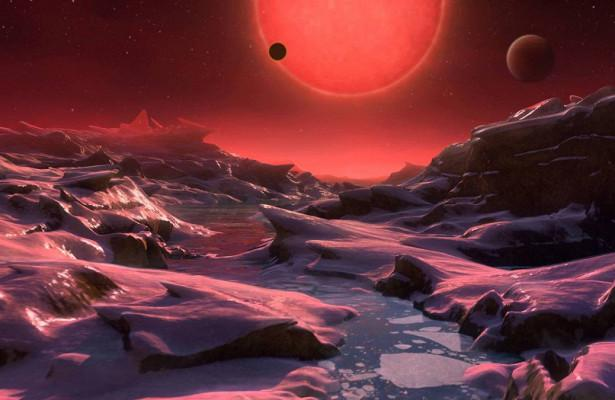 Нибиру направляется к Земле, «поджигая» облака – конспирологи
