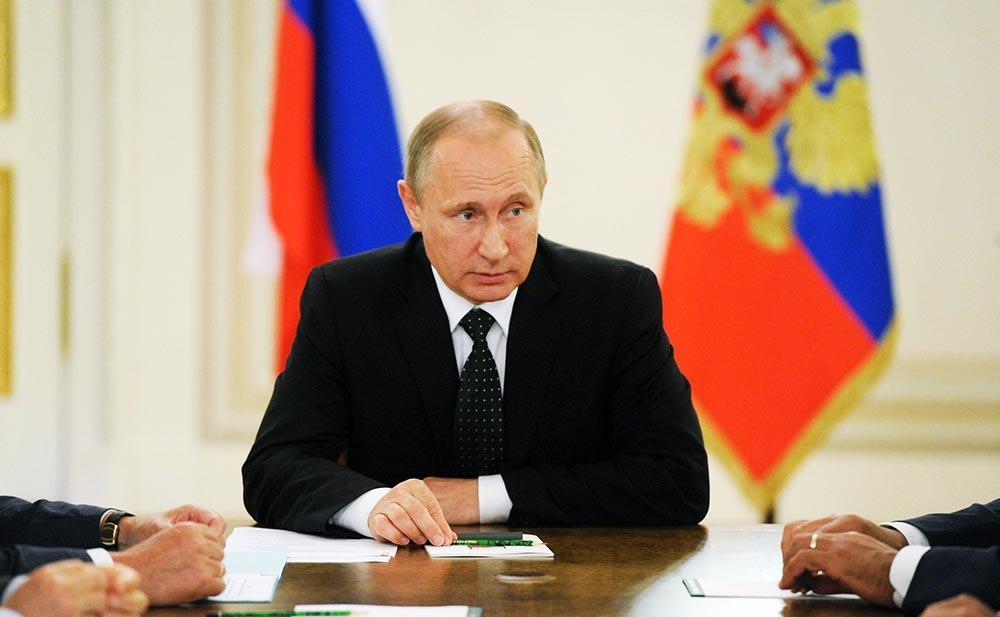 Владимира Путина пригласили в Вашингтон