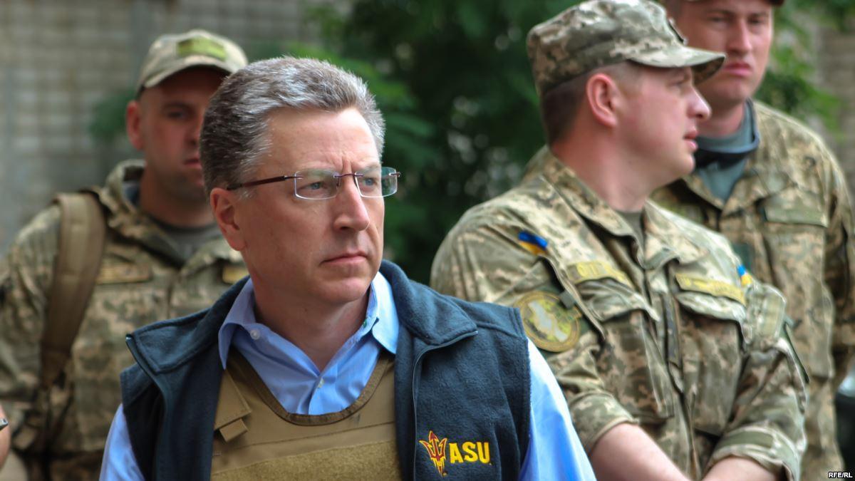 Волкер нагнул украинских депутатов и поставил им ультиматум