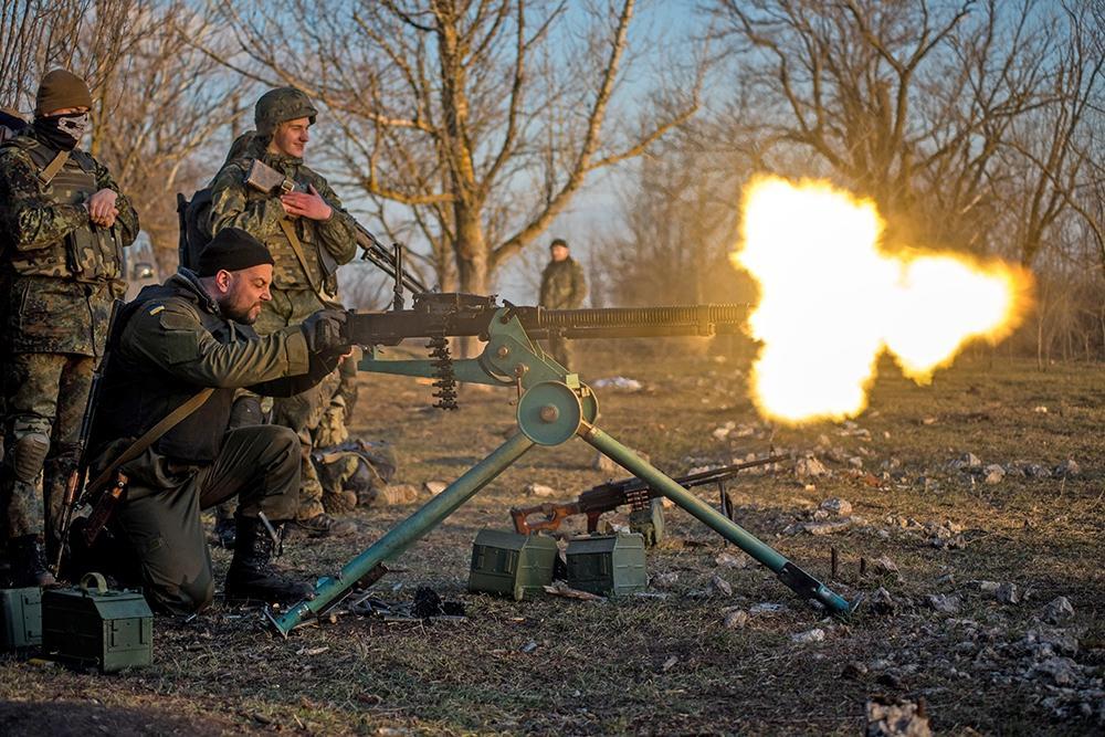 Картинка войны в украине