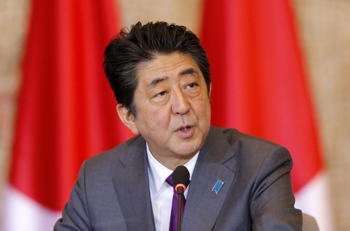Абэ сообщил о наступлении «решающего момента» в обсуждении мирного договора с Россией