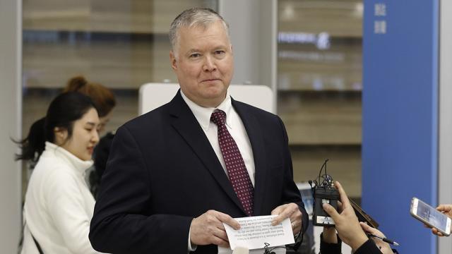 В Вашингтоне анонсировали визит в Россию спецпредставителя США по КНДР