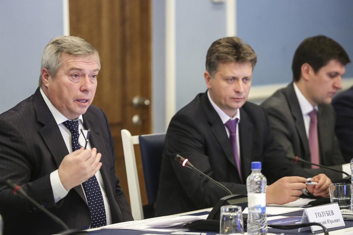 Ростовская область получит надороги млрд. руб.