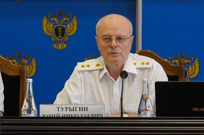 Путин отправил в отставку прокурора Ставрополья