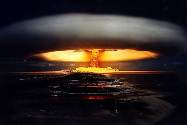 Ядерная угроза: все ядерные взрывы на одной карте
