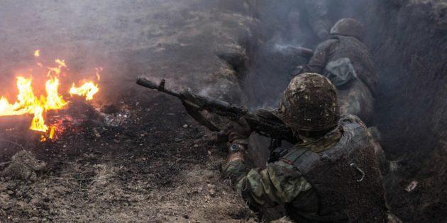 ВСУ при обстреле повредили фильтровальную станцию под Донецком