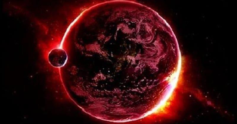 Разбойная планета Нибиру замечена рядом с Солнцем – конспирологи