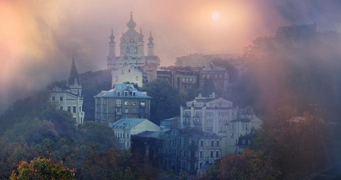 Huawei поиздевался над столицей Украины