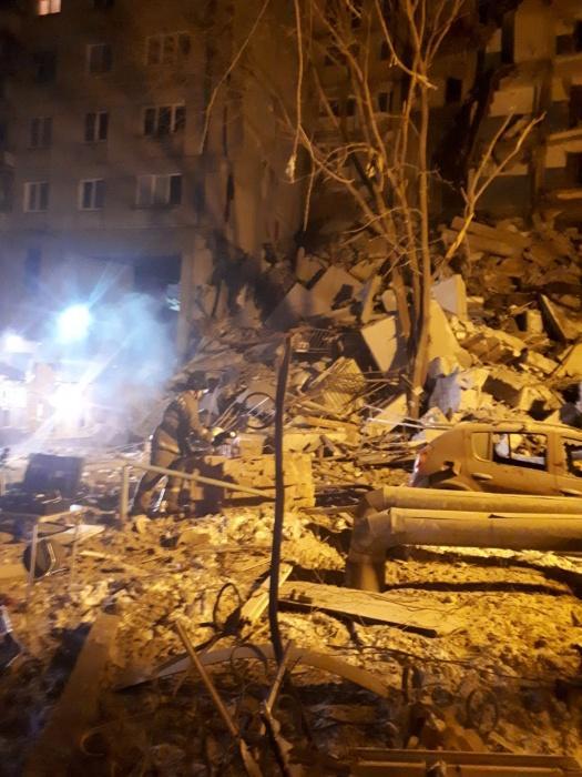 Взрыв в Магнитогорске: неизвестна судьба 79 человек