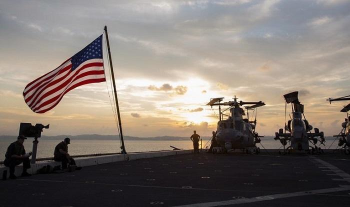 СМИ: США развернут на Окинаве реактивные системы залпового огня