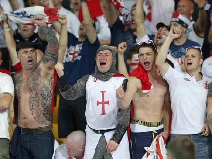Британские болельщики решили устроить «третью мировую» на чемпионате мира по футболу