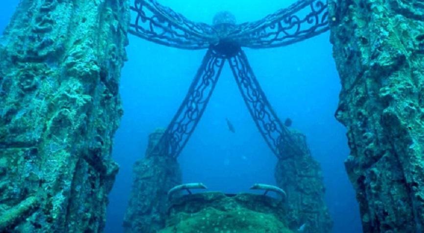 Неизвестная цивилизация или внеземной разум: кто построил загадочный подводный город у берегов Японии