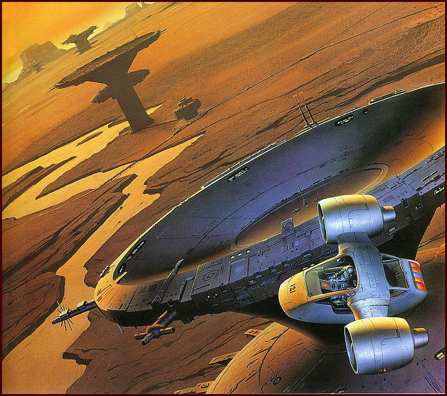 Разбившийся «инопланетный дрон» на Марсе брошен внеземными существами в кратере Гейла