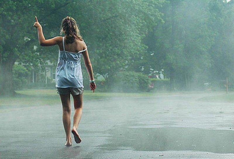 В ближайшие дни в Волгограде будет пасмурно и дождливо