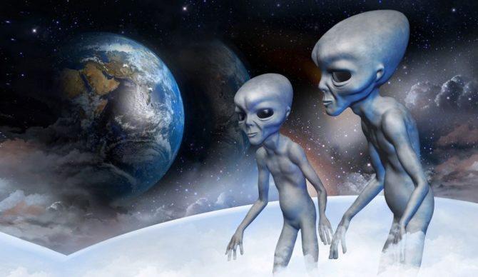 Зашифрованные чертежи «раскроют глаза» пришельцам на Землю – новое заявление ученых