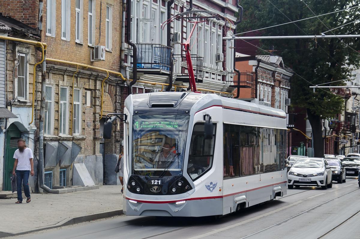 В Ростове предложили сделать бесплатными поездки в трамваях