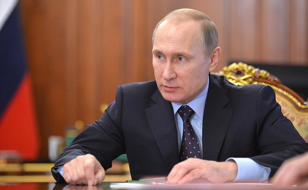Владимир Путин сделал заявление по терактам в Донбассе
