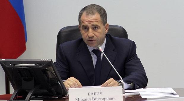 посол Михаил Бабич