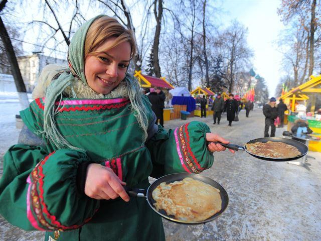 Масленица 2018: в Новороссийске название города выложат блинами