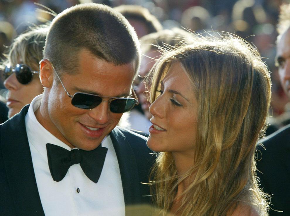 Дженнифер Эннистон прокомментировала развод Питта и Джоли