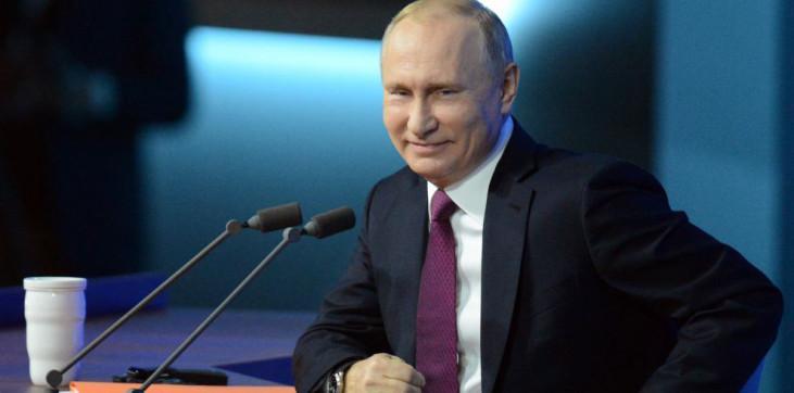 Владимир Путин ответил на вопрос о собственной женитьбе