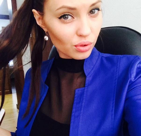 Поразительное сходство: «русская Анджелина Джоли» живет в Новосибирске