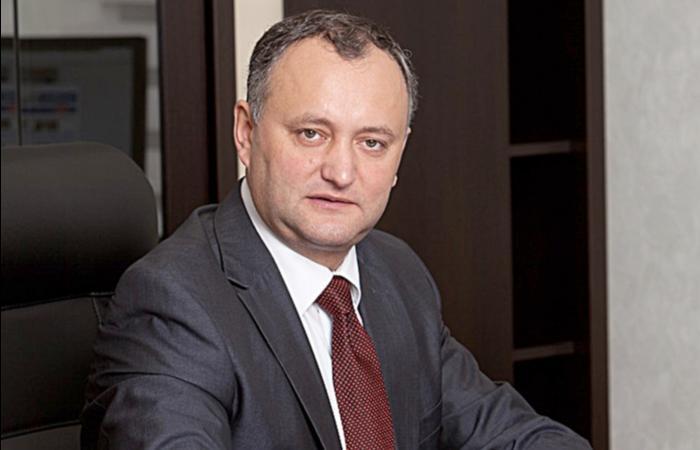 Президент Молдовы отказался отзывать посла в РФ