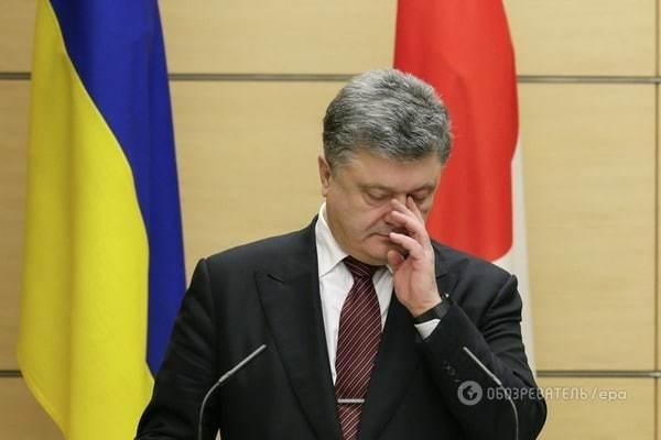 Порошенко заявил о том, что для него стало самым обидным за годы президентства