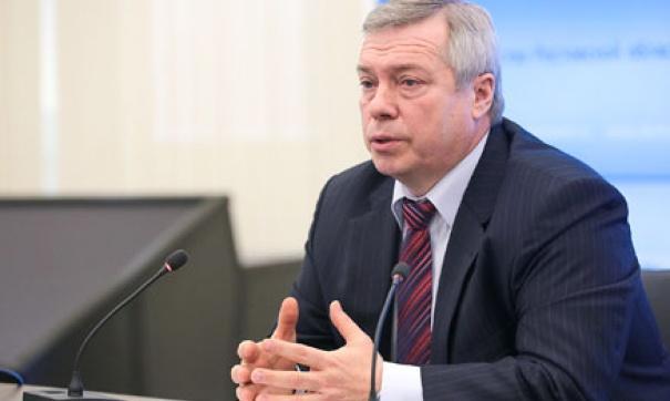 Губернатор Дона Василий Голубев не готов предоставить землю старого аэропорта без торгов
