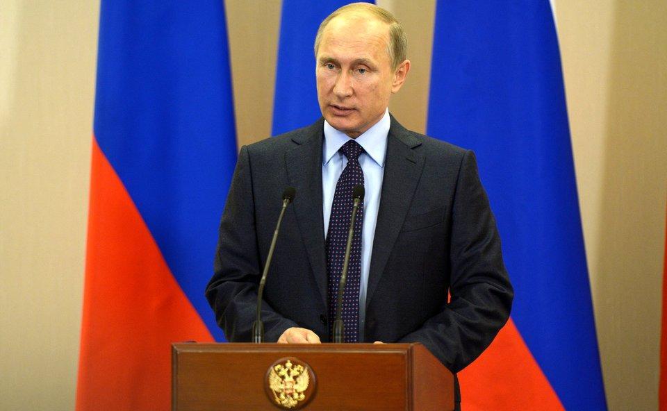 Владимира Путина попросили проверить Российский союз автостраховщиков