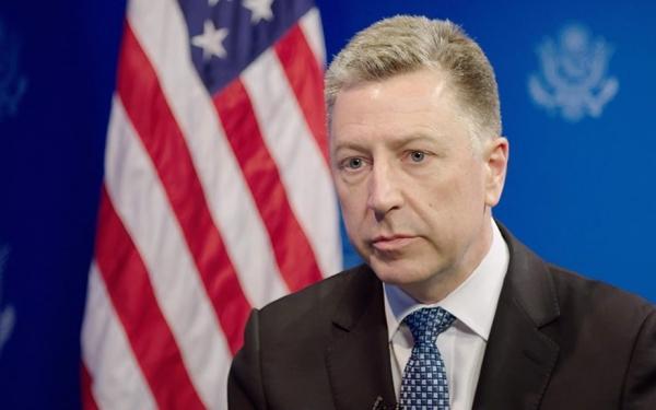 Вашингтон не поддерживает идею по поводу референдума в Донбассе – Курт Волкер