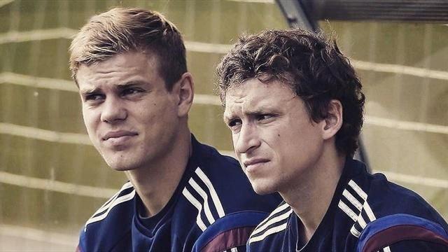 Футболистов Кокорина и Мамаева доставили в суд для избрания меры пресечения