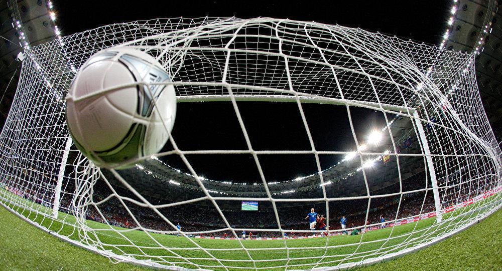 Чудо-гол: вратарь ростовского СКА забил победный мяч ударом от своих ворот